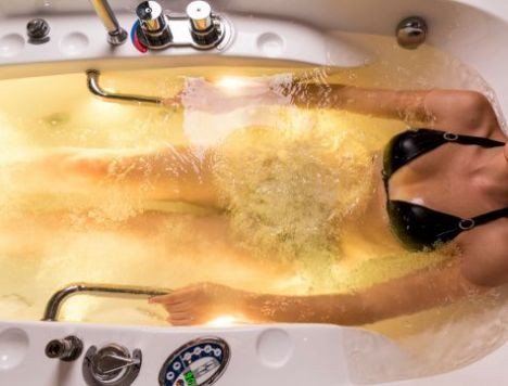 Un jacuzzi spa peut tre nergivore - Consommation electrique spa ...